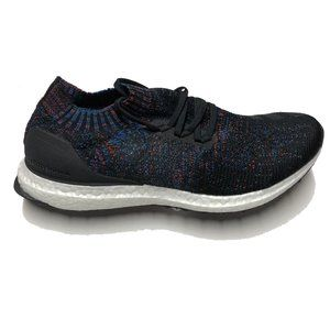 adidas Ultraboost Uncaged Black / Blue Mens Shoes